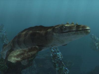 Prehistoric Aquarium